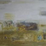 Autumn Acryl/mixed media/ canvas 50/60cm