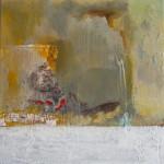 Open mind, Acryl/mixed media/canvas, 30/30cm